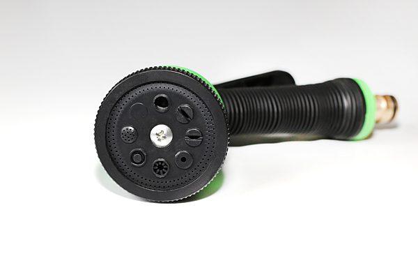 Sprühkopf grün